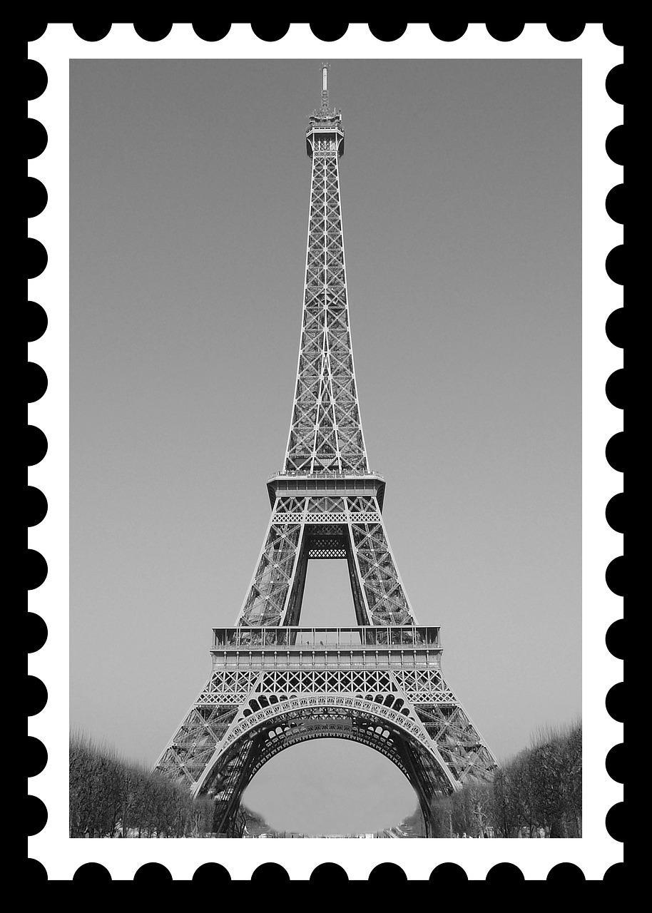 тот инцидент черно белый плакат эйфелева башня фото вкусовое многообразие