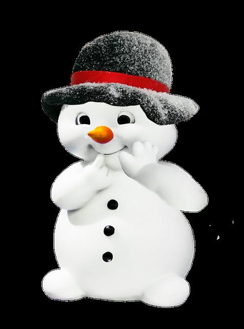 winter schneemann figur kostenloses bild auf pixabay. Black Bedroom Furniture Sets. Home Design Ideas
