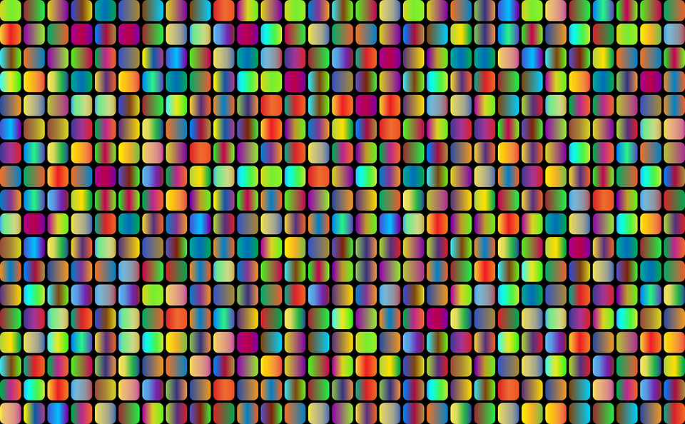 Free vector graphic: Rounded Squares, Abstract - Free ...