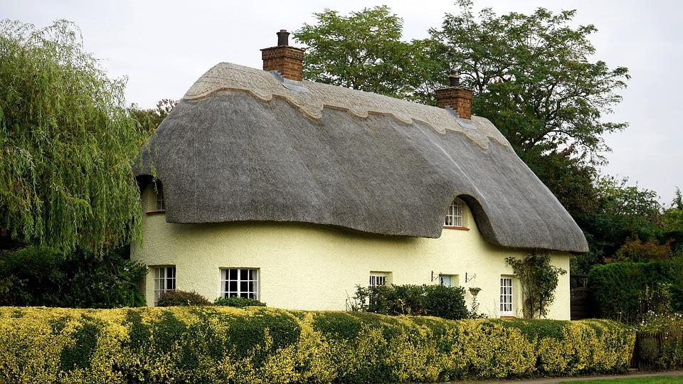English Cottage House Home Architecture Village
