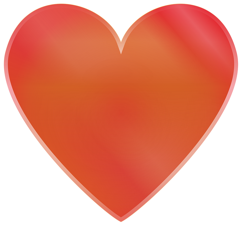 Vector Heart Free Vector Graphic On Pixabay