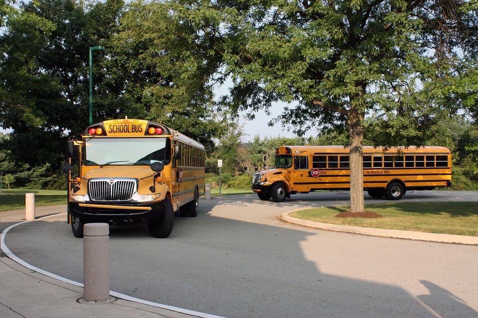 Pick Up Kids At School