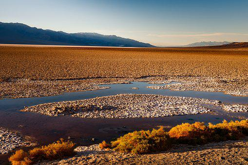 Death Valley, California, Desert
