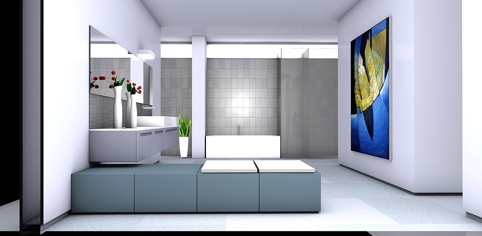 Badezimmer Malerei Galerie · Kostenloses Bild auf Pixabay
