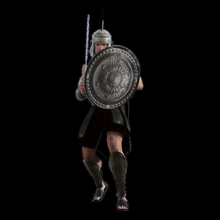 Gladiator, Roma, Storia Romana, Lotta