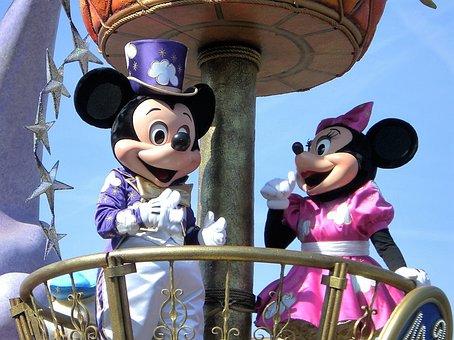 Disney Torque Mice Mickey Mouse Minnie Mou