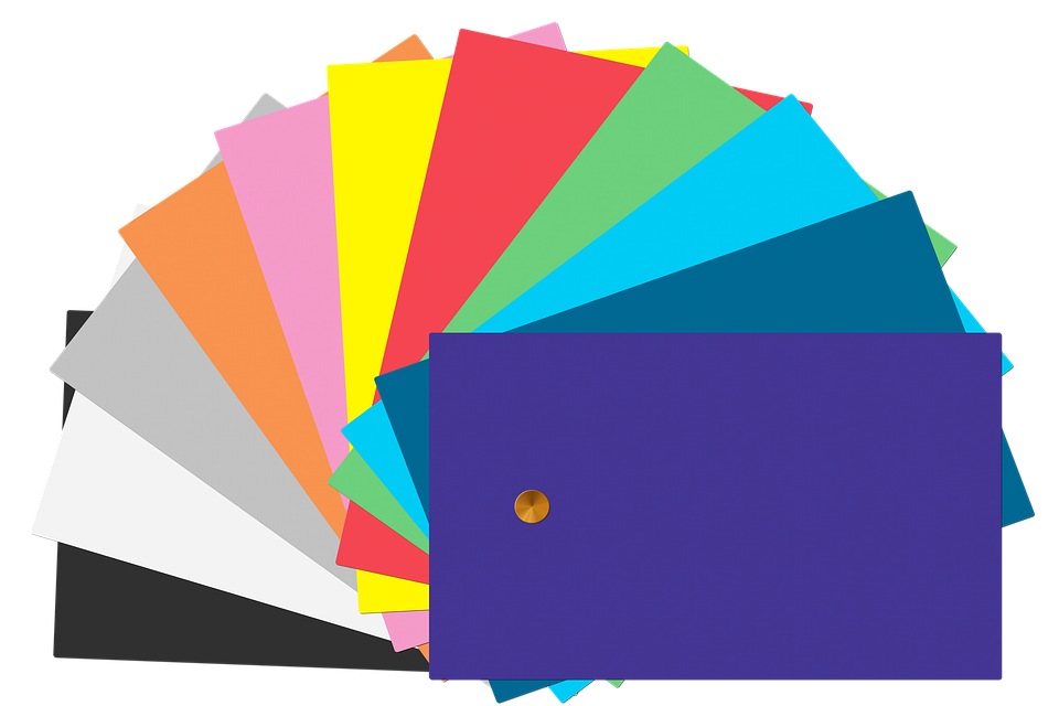Color Swatches Design Graphic Swatch