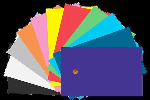 Muestras De Color, Diseño