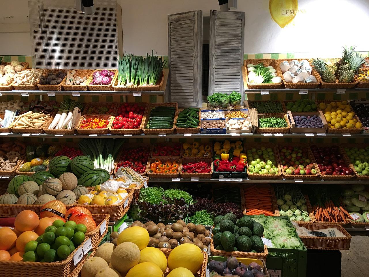 фото овощного отдела был одной