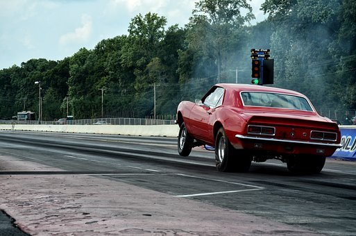 Car, Drag, Power, Speed, Transportation