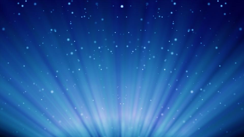 Sun Rays Sunburst Light Rays Sunbeam Background Abstract Blue And ...