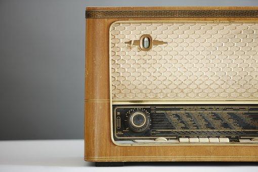 Radio, Old, Retro, Vintage, Music, Sound