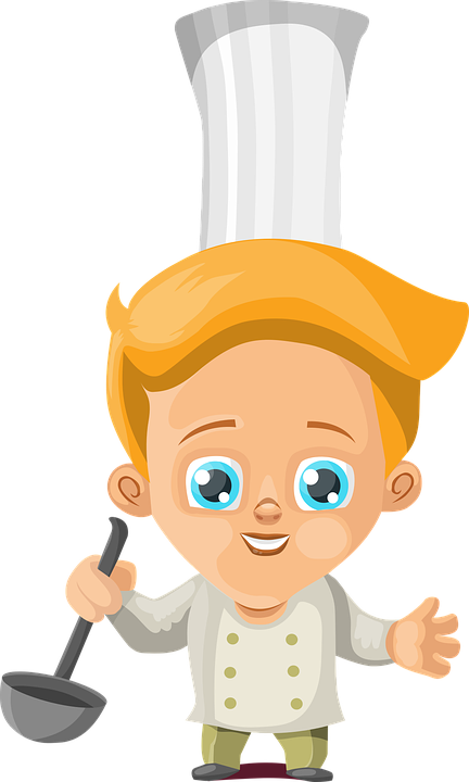 Cook, Boy, Cooking, Kitchen, Chef, Child, Little, Fun