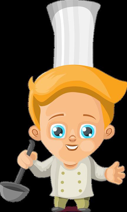 Cozinheiro menino cozinha gr fico vetorial gr tis no pixabay - Kawaii kochen ...