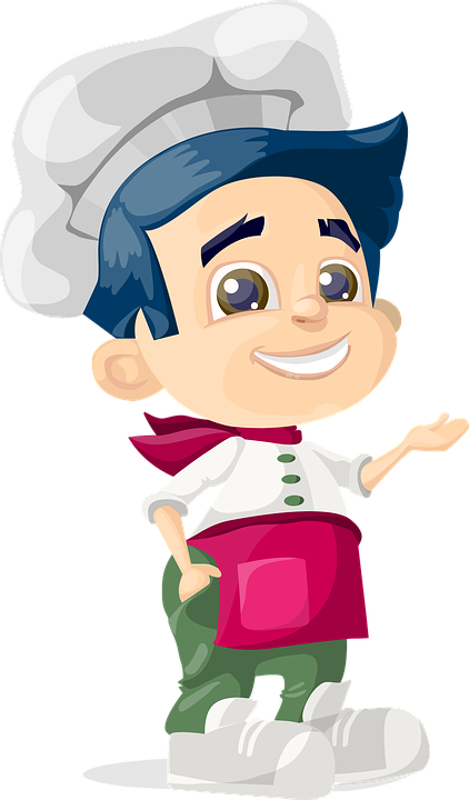 Cook, Boy, Kid, Hat, Cooking, Chef, Child, Little, Food