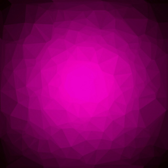 free illustration purple gradient polygon texture
