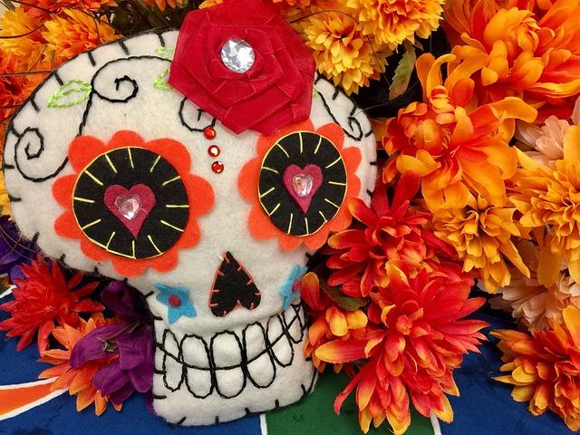 skull day of the dead marigold  u00b7 free photo on pixabay heart vector freepik heart vector free ai