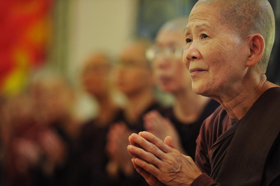 Buddhismo Theravada, Buddista, Buddhismo, Culto