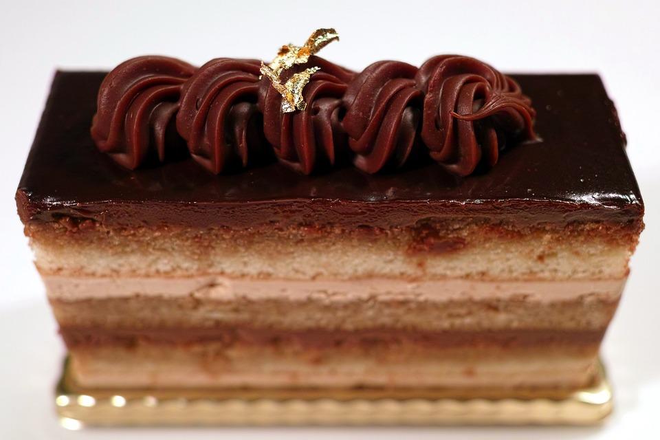 Image De Cake Au Chocolat