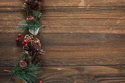 Background Wood Brown Deco Decoration