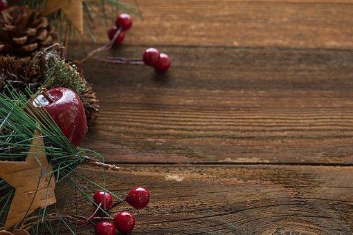 Background, Wood, Brown, Deco