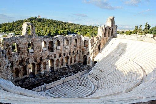Curiosidades de Atenas, Teatro de Dioniso