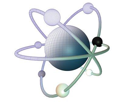 Atom, Molecule, Nucleus, Science