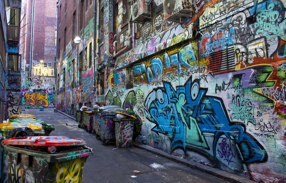 Graffiti Urban Street Art · Free Photo On Pixabay