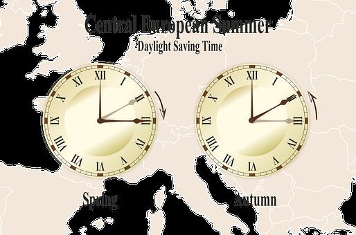 Horloge, Conversion, Conversion De Temps