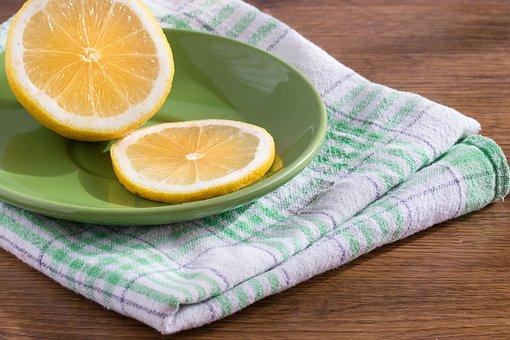 Lemon, Slice, Citrus, Fruit, Sour