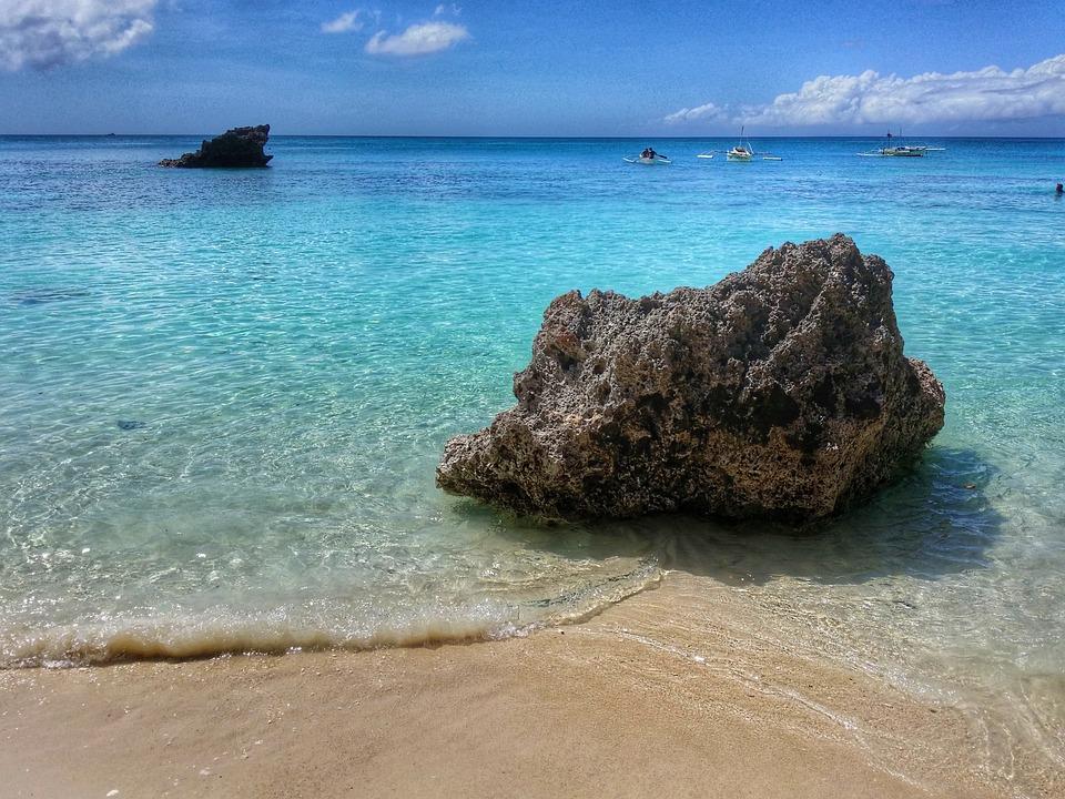 Image result for diniwid beach boracay public domain
