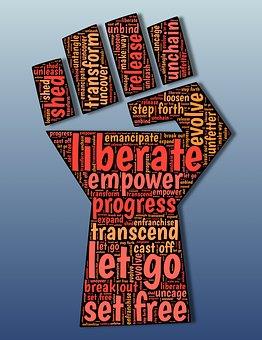 Émanciper, Libération, Libérer