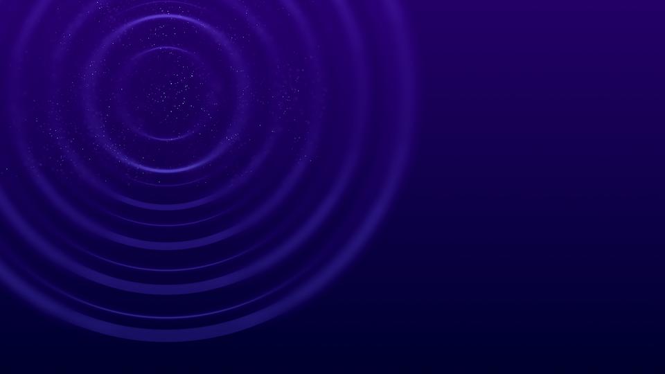 Blue Circle Abstract Free Image On Pixabay