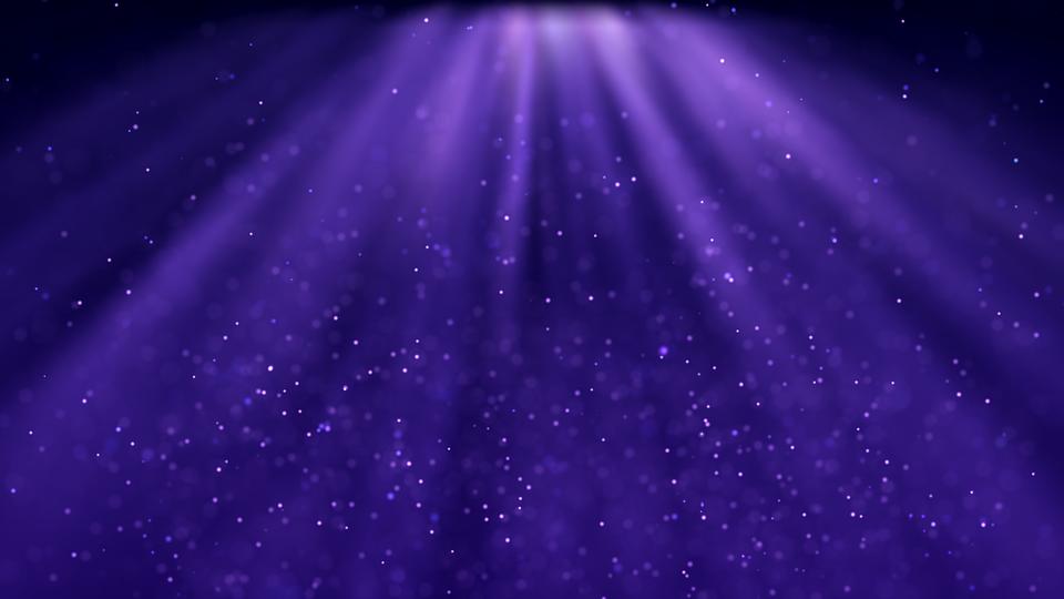 Purpleabstract Light Glow Background Wallpaper