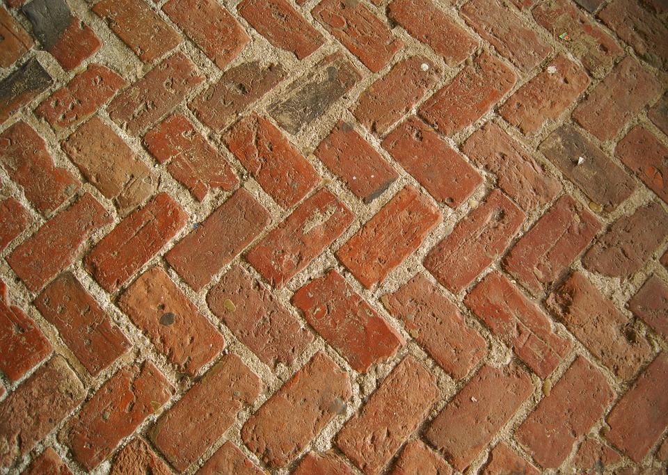Backstein Muster Boden Ziegel Kostenloses Foto Auf Pixabay