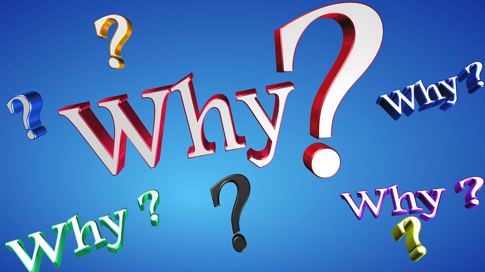 Perché, Testo, Questione, Marketing, Ufficio, Successo