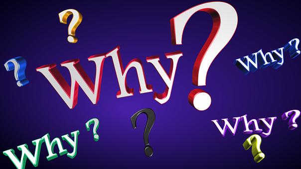なぜ, テキスト, 質問, ビジネス, マーケティング, 問題, 書き込み