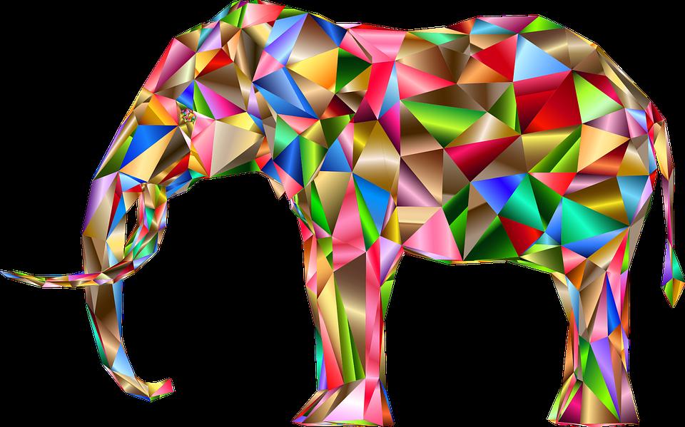 Drei D drei d 3d abstrakt kostenlose vektorgrafik auf pixabay