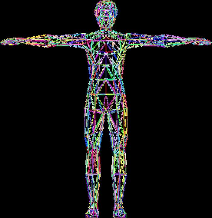 Drei D 3D Abstrakt · Kostenlose Vektorgrafik auf Pixabay