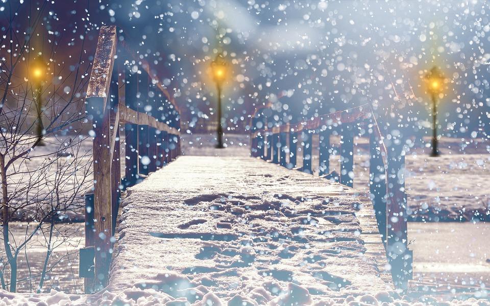 Schnee Schneefall Laterne · Kostenloses Foto auf Pixabay