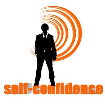 A self-confident man to signify 90 reasons why 90% of online businesses fail