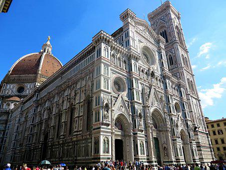 Florence, Duomo, Italia, Cattedrale