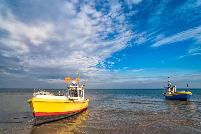 Barcos de pesca orilla del mar foto gratis en pixabay for Delaware fishing charters