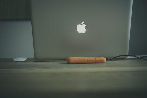 Laptop, Notebook, Computer, Mac, Apple