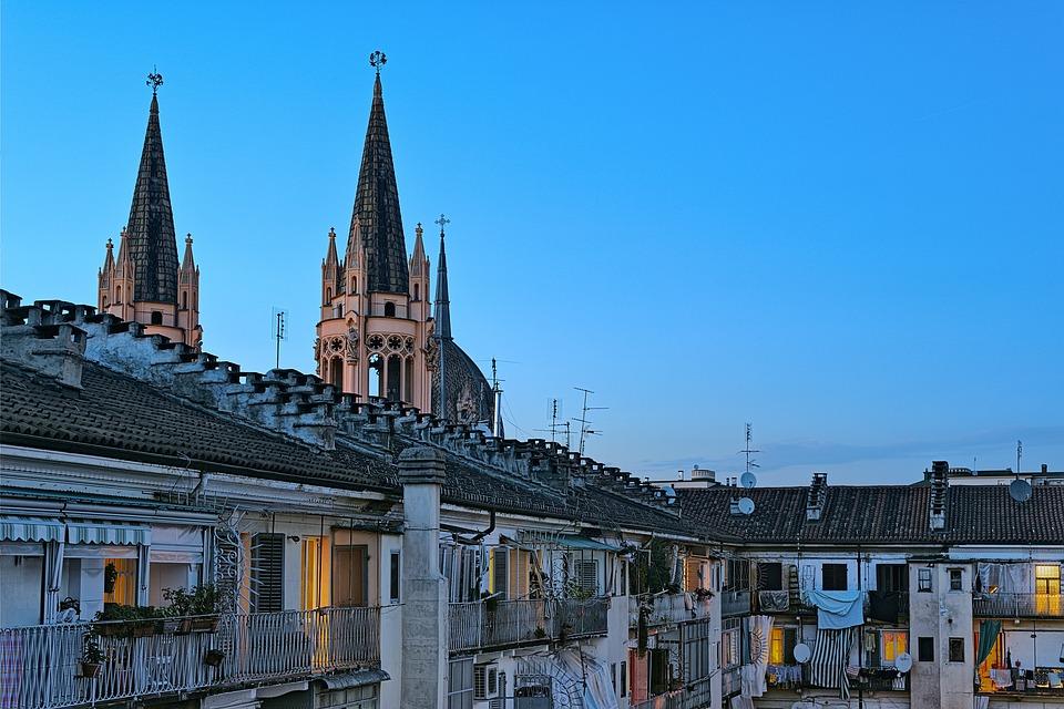 Italie, Turin, Torino, Piémont, Urbaines, Européenne
