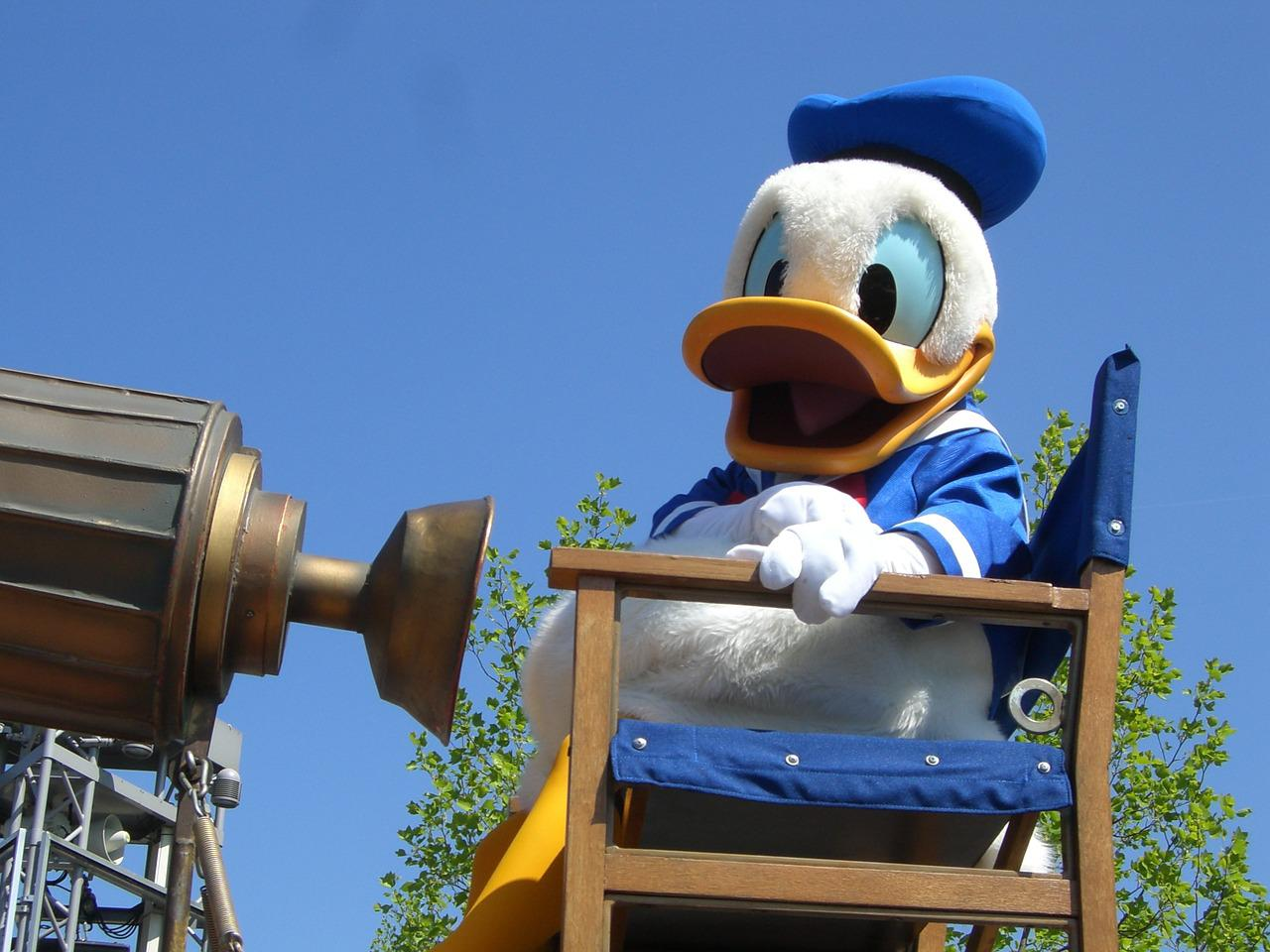Donald Duck comics were banned from Finland because he doesn't wear pants.