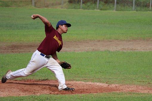 Baseball, Sport, Male, Ball, Team, Game