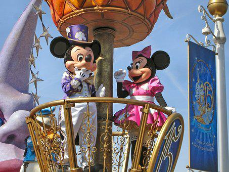 Disneyland, Disney, Paris
