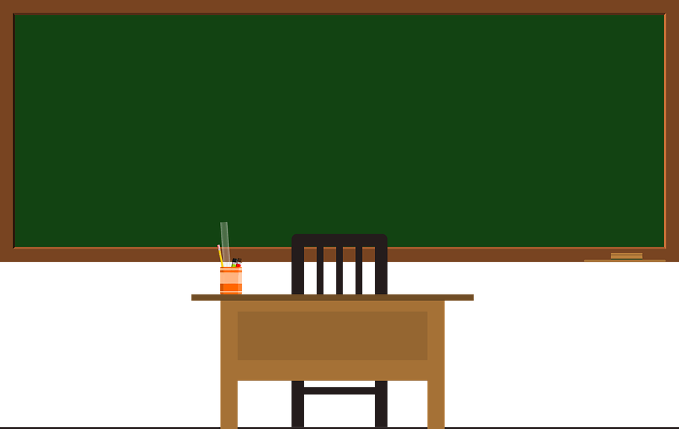 Free vector graphic blackboard green frame school - Bulgomme transparent pour table ...