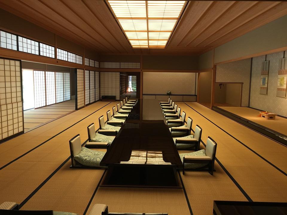 京都 迎賓館 和室 183 Pixabayの無料写真